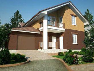 Проект дома Урал