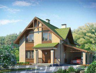 Проект дома 129-001
