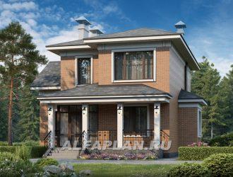 Проект дома Портал (175A)