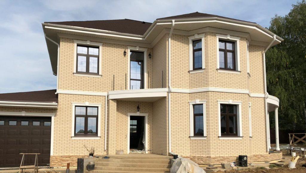 Строительство домов из твинблоков