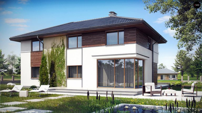 Строительство коттеджей и загородных домов в Екатеринбурге